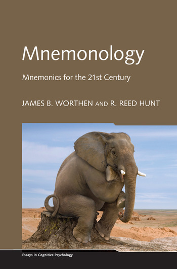 Mnemonology Mnemonics for the 21st Century book cover