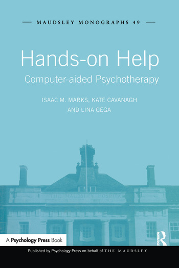 Hands-on Help Computer-aided Psychotherapy book cover