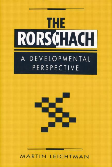 The Rorschach A Developmental Perspective book cover