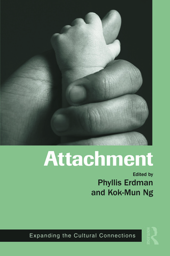 Attachment Expanding the Cultural Connections book cover