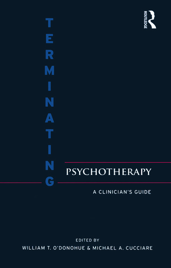 Terminating Psychotherapy A Clinician's Guide book cover