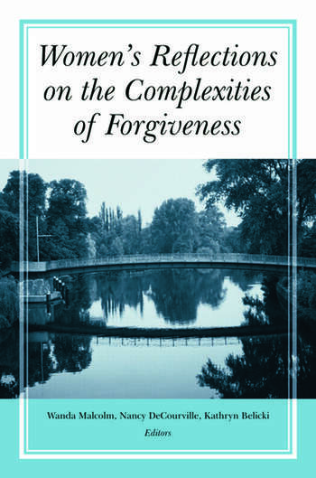 Women's Reflections on the Complexities of Forgiveness book cover
