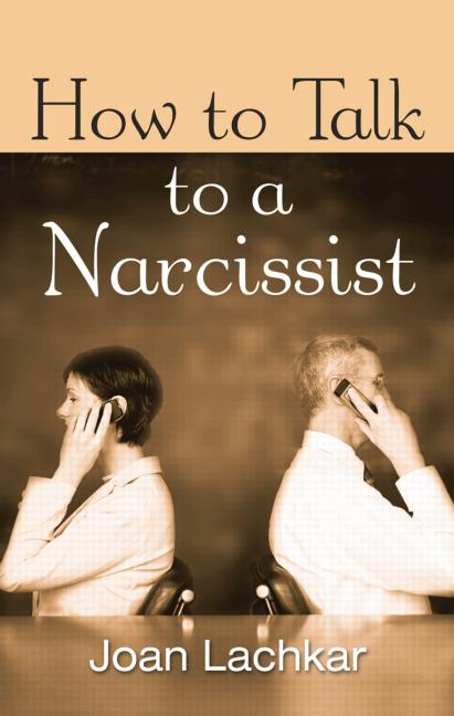 How to Talk to a Narcissist book cover