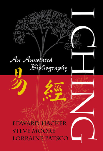 I Ching An Annotated Bibliography book cover
