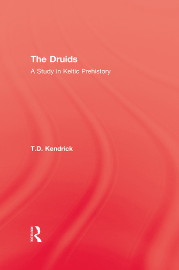 Druids book cover