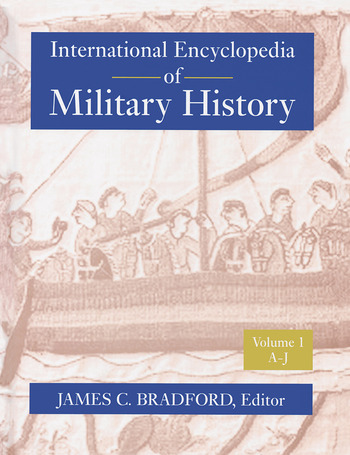 International Encyclopedia of Military History book cover