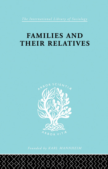 Families and their Relatives book cover