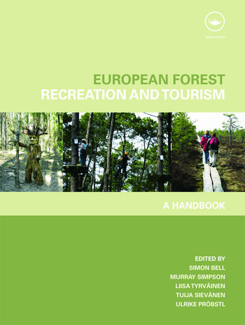 European Forest Recreation and Tourism A Handbook book cover