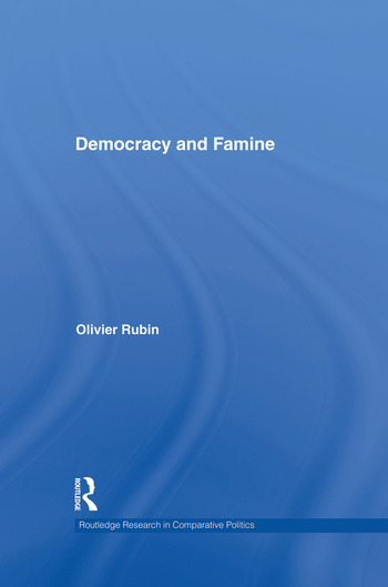 Democracy and Famine book cover