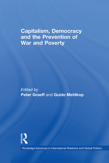 Capitalism, Democracy and the Prevention of War and Poverty book cover