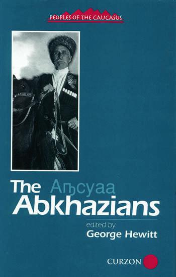 The Abkhazians A Handbook book cover