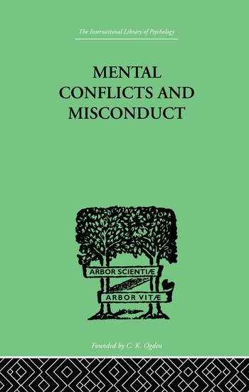 Mental Conflicts And Misconduct book cover