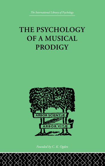 The Psychology of a Musical Prodigy book cover