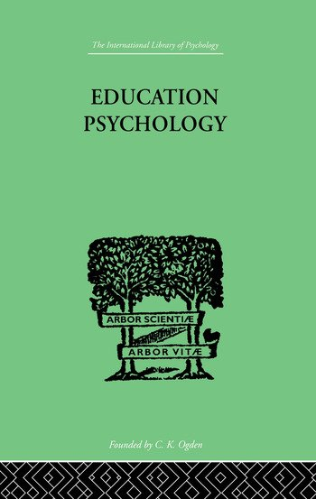 Education Psychology BRIEFER COURSE book cover