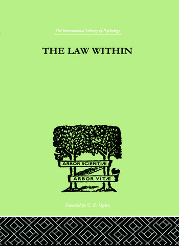 The Law Within book cover