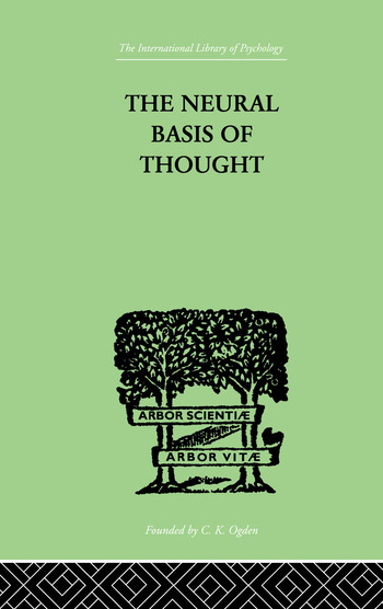 The Neural Basis Of Thought book cover