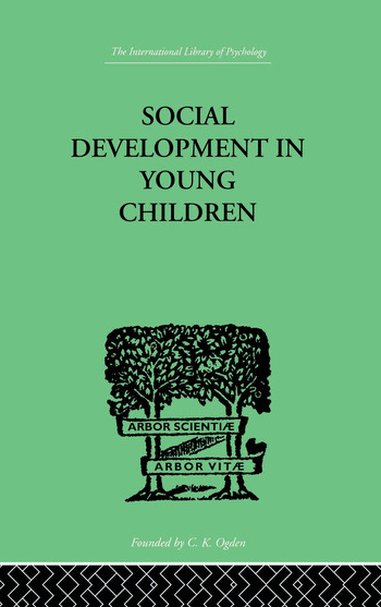 Social Development In Young Children book cover