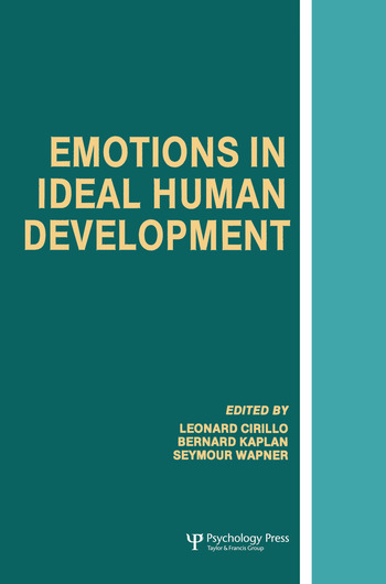 Emotions in Ideal Human Development book cover
