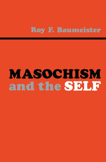 Masochism and the Self book cover