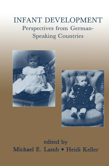 Infant Development Perspectives From German-speaking Countries book cover