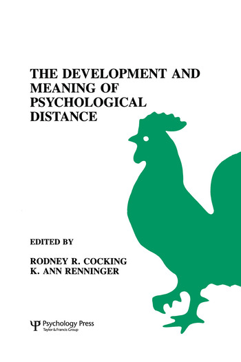 The Development and Meaning of Psychological Distance book cover