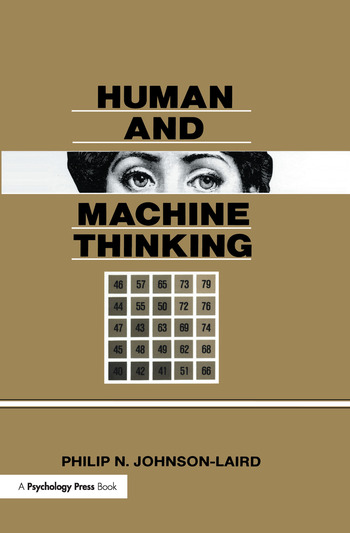 Human and Machine Thinking book cover