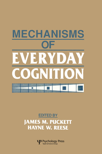 Mechanisms of Everyday Cognition book cover