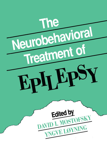 The Neurobehavioral Treatment of Epilepsy book cover