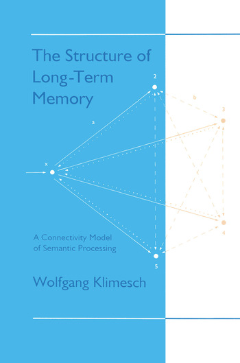 The Structure of Long-term Memory A Connectivity Model of Semantic Processing book cover