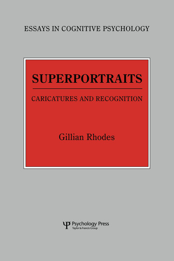 Superportraits Caricatures and Recognition book cover