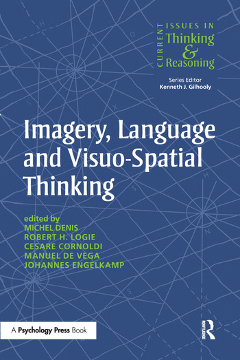 Imagery, Language and Visuo-Spatial Thinking book cover