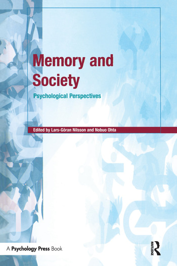 Memory and Society Psychological Perspectives book cover