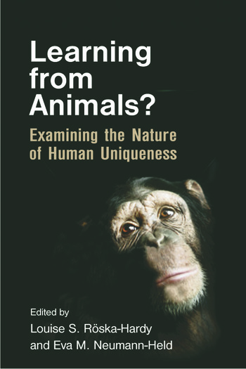 Learning from Animals? Examining the Nature of Human Uniqueness book cover