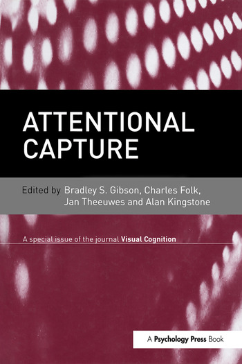 Attentional Capture A Special Issue of Visual Cognition book cover