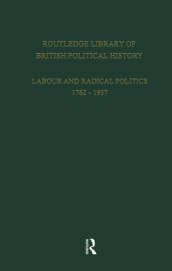 English Radicalism (1935-1961) Volume 2 book cover