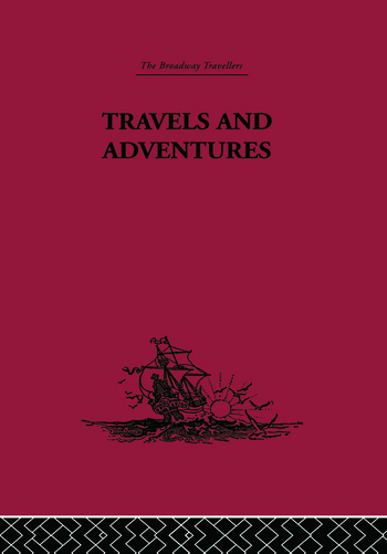 Travels and Adventures 1435-1439 book cover