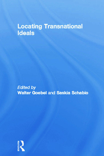 Locating Transnational Ideals book cover