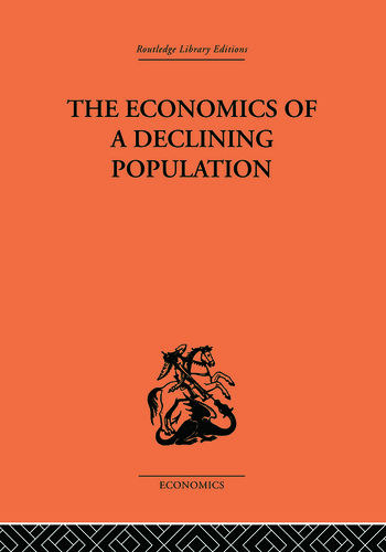 The Economics of a Declining Population book cover