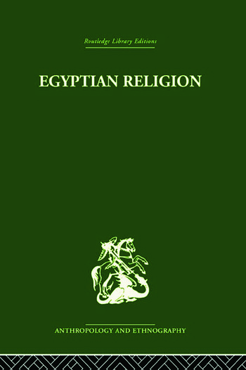 Egyptian Relgion book cover