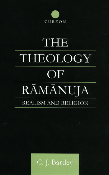 The Theology of Ramanuja Realism and Religion book cover