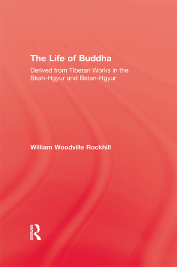 Life Of Buddha book cover