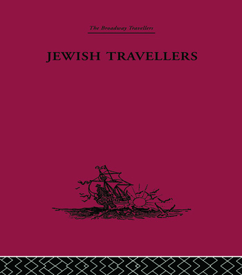 Jewish Travellers book cover