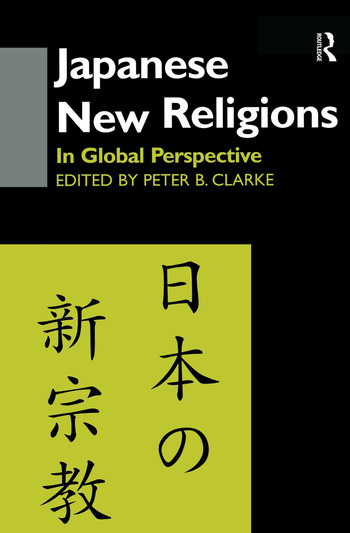 Japanese New Religions in Global Perspective book cover