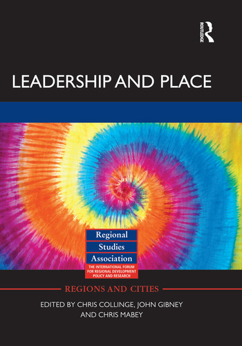 Leadership and Place book cover
