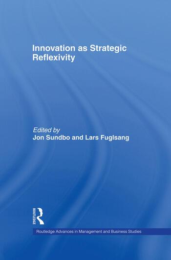 Innovation as Strategic Reflexivity book cover