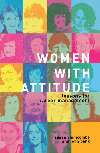 Women With Attitude Lessons for Career Management book cover