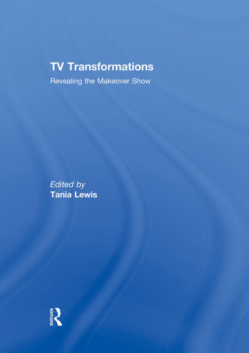 TV Transformations Revealing the Makeover Show book cover