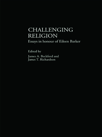 Challenging Religion book cover