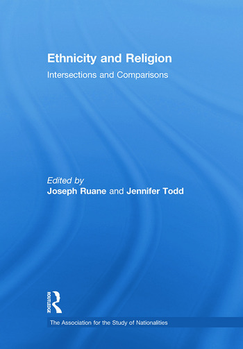 Ethnicity and Religion Intersections and Comparisons book cover