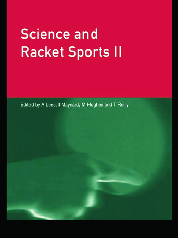 Science and Racket Sports II book cover
